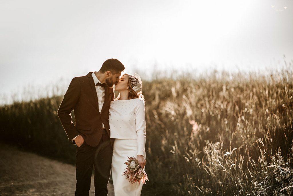 Vestuviu fotosesija kernaveje