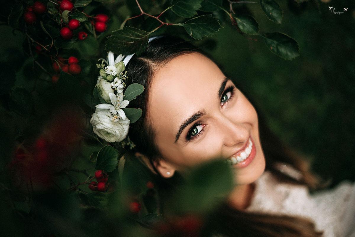 Vestuvinis portretas