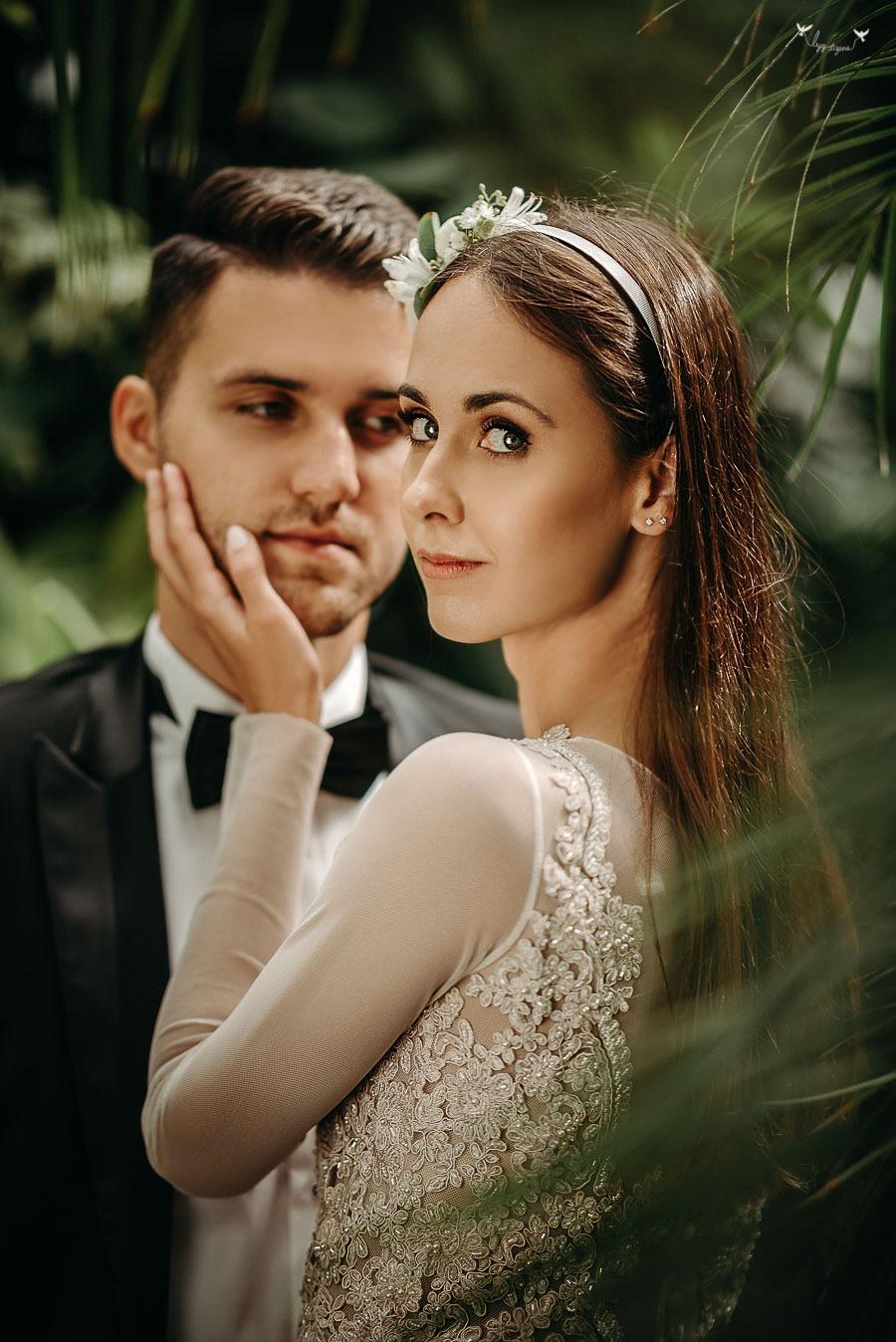 vestuviu fotosesija Kauno oranzerijoje