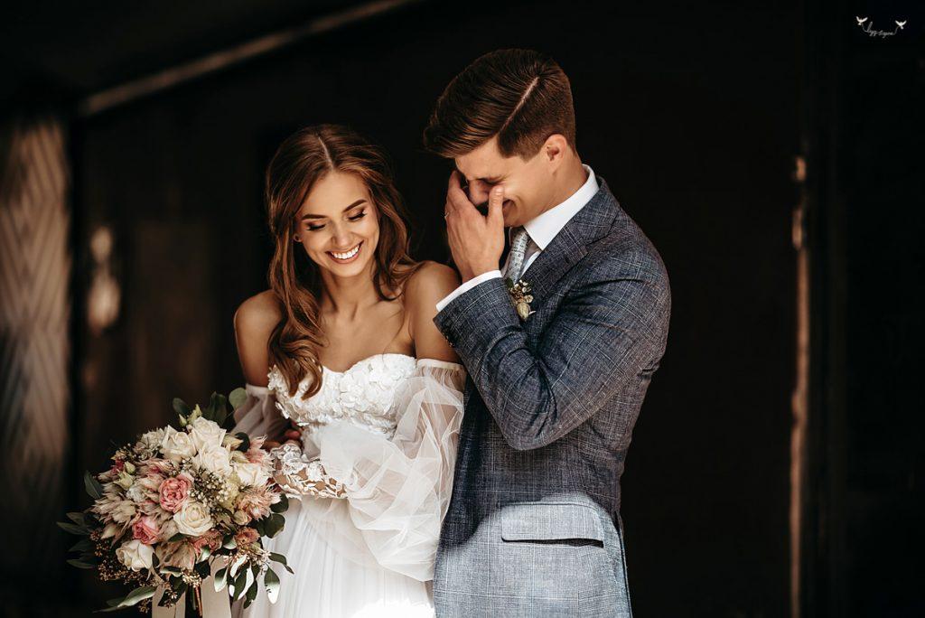 Gabrielė ir Rokas Magiška Vestuvių fotosesija