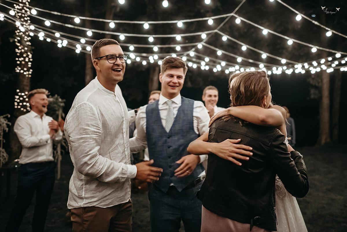 Įamžintos vestuvių emocijos Nakcižibyje