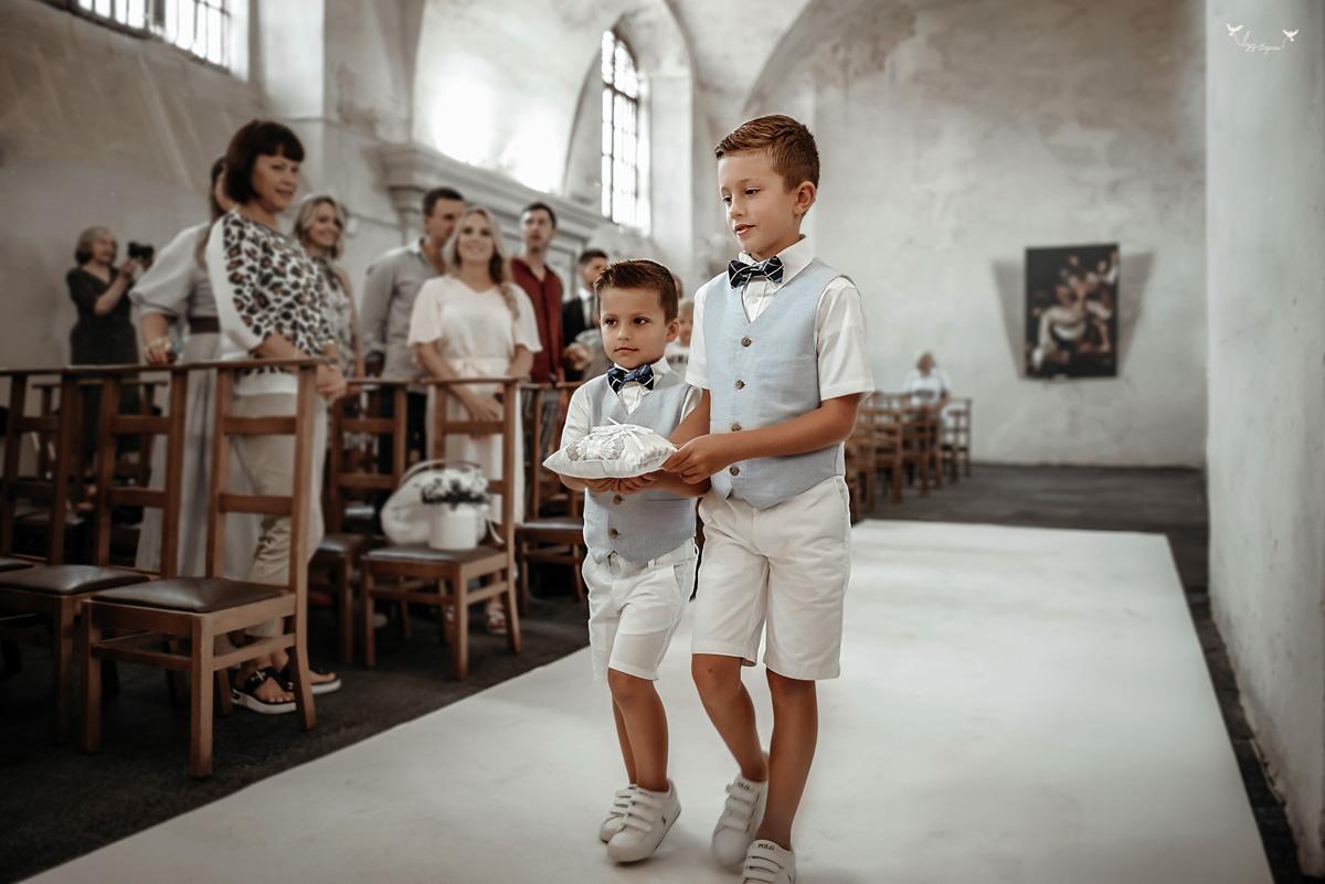 Vestuvės Šv. Mergelės Marijos Ramintojos bažnyčioje