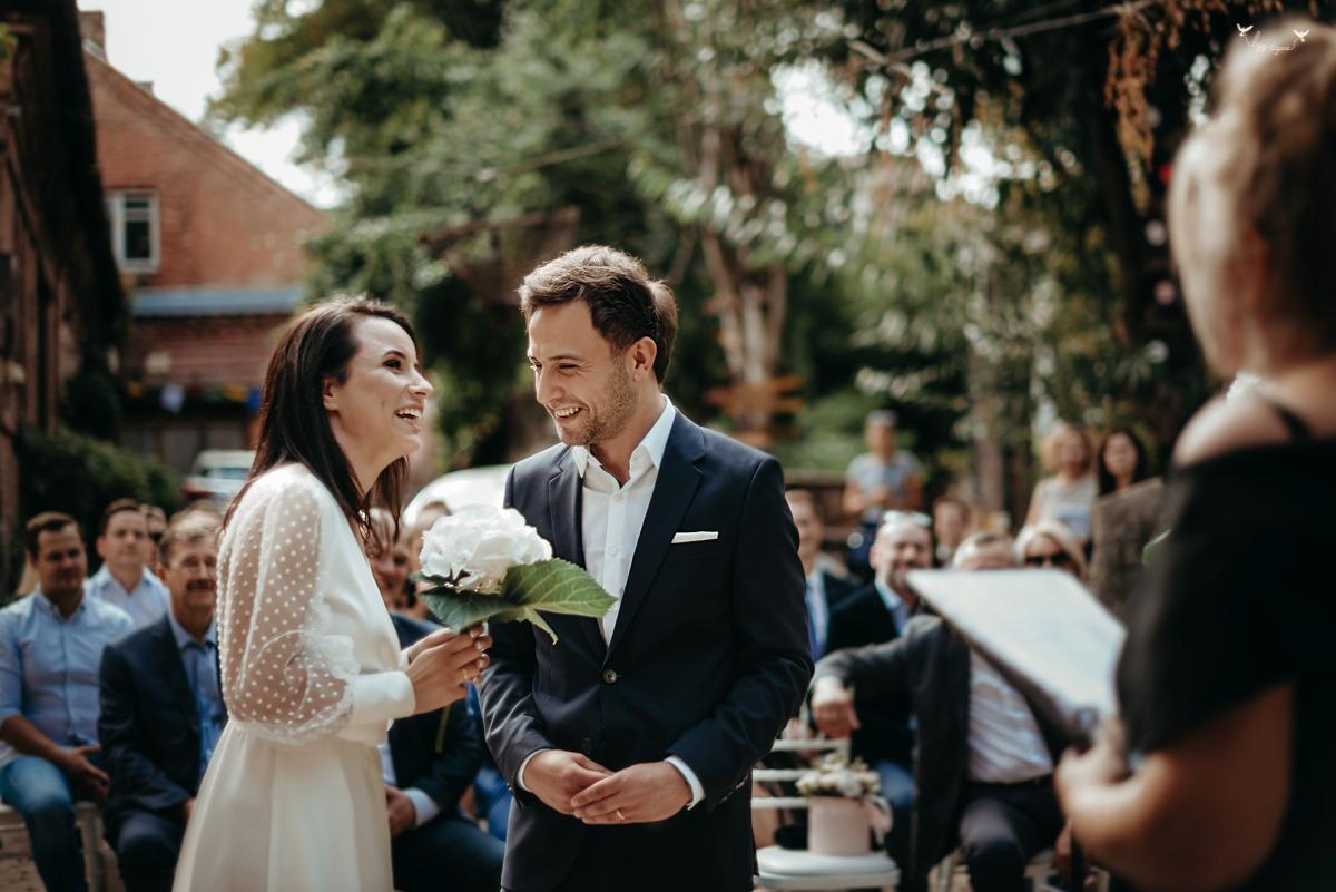 Vestuvių ceremonija užupio meno inkubatoriuje
