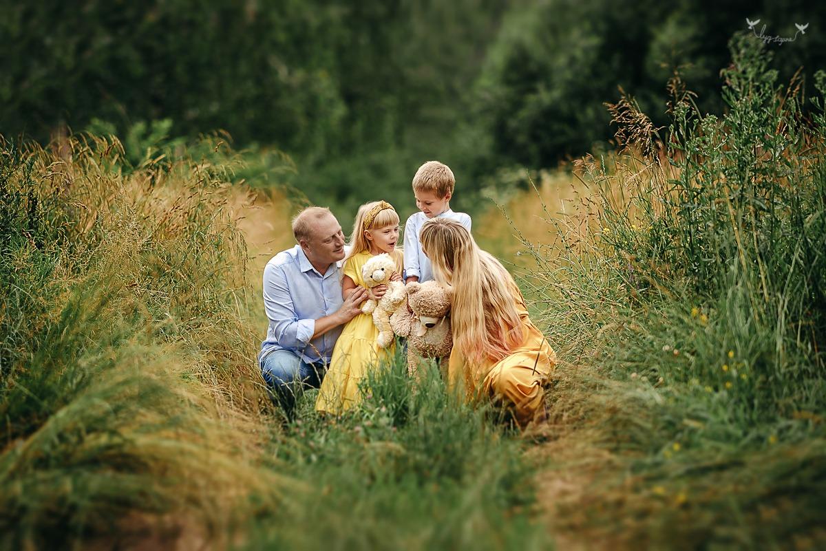 Aistės šeima