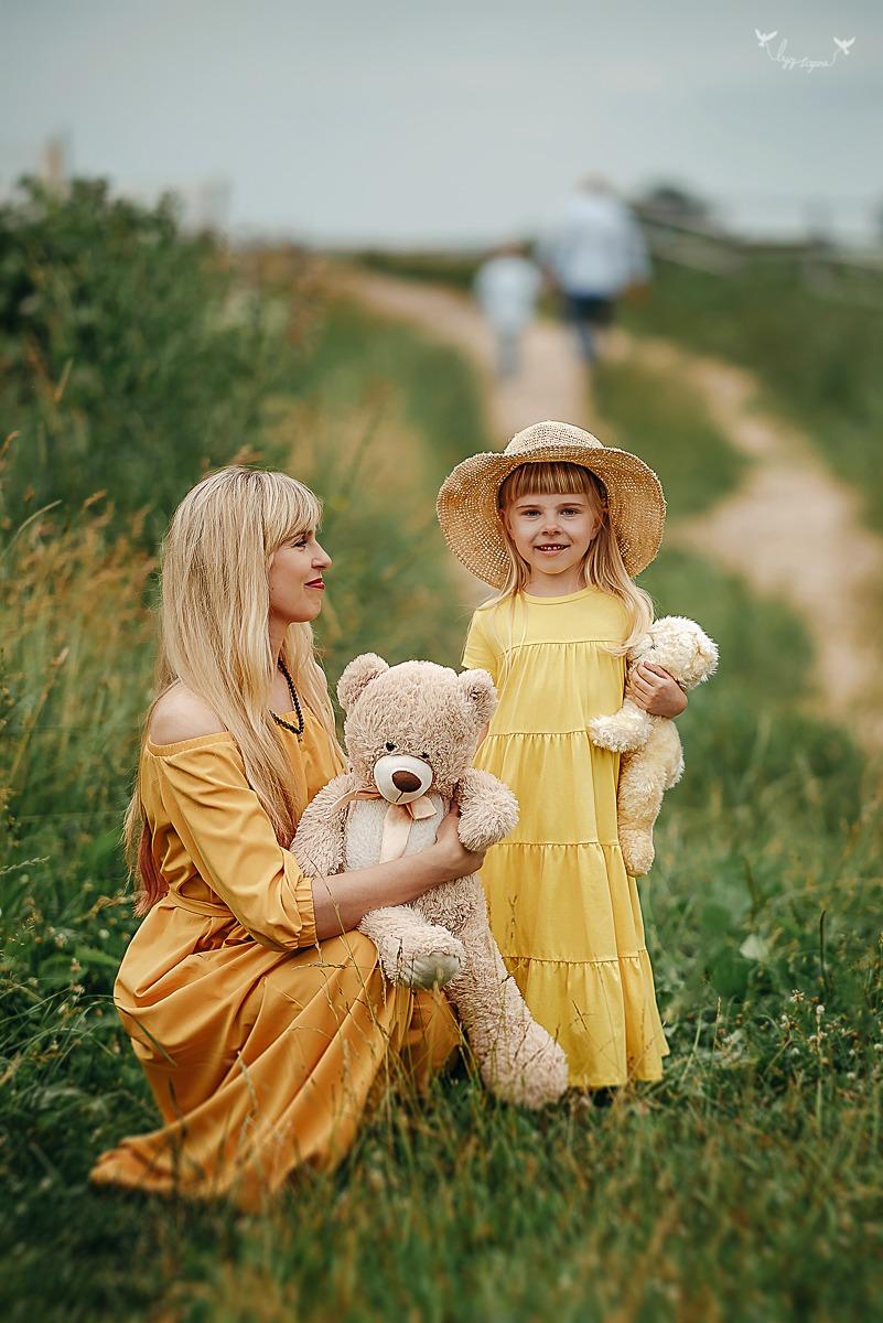 Šeimos fotosesija kitaip