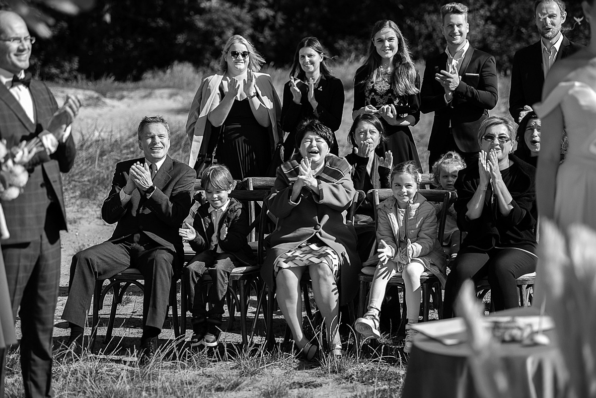 Vestuviu ceremonija Karkleje