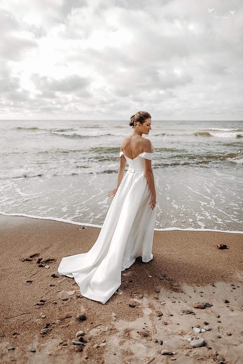 Vestuviu fotosesija Olando kepureje