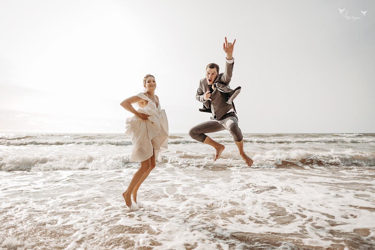 Vestuviu fotosesija Olando Kepurėje