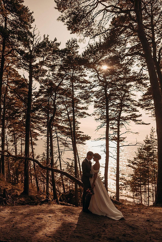 Vestuves Karklės paplūdimyje